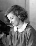Hella S. Haasse rond 1940